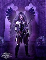 Avenging Angel by WhiteMiceAndSherbet