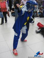 Metal Sonic Cosplay LBM 2010 by Metal-CosxArt