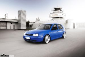 Golf MK4 GTI 1 by HenrikssonFord