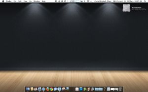 My Desktop by VirtueDesign