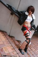 Squall Leonhart 2 by Insane-Pencil