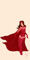 Maximoff by MaBeaart