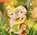 Tinkerbell and Terence by VanillaKeyblade