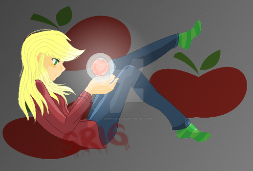 Apples by SuperRosey16