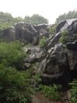 Central Park Rock Formation by Ghost-Apple