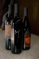 Wine signed by Maynard of Tool by IanTheRed