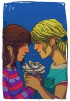 Faberry Our Spring never end by patronustrip