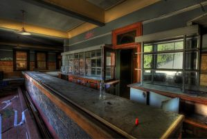 Old Time Bar by FireflyPhotosAust