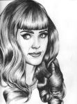 Katy Perry by Believer-of-Dreams