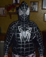 Finished Spider-Man Hoodie 4 by Linksliltri4ce