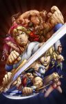 FinalFight DoubleImpact Colors by rkw0021