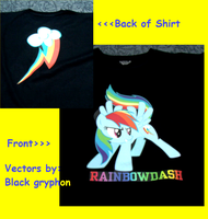 Rainbowdash shirt by wasd999