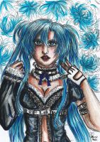 Blue Girl by Loves2LucyD19
