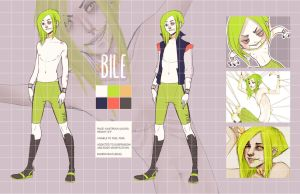 [CLOSED] Adoptable: Bile + Extras by MMXII