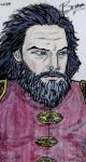 King Robert Baratheon by Bruna4