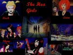 The Hex Girls by Sean9118