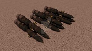 Guided Bombs by AverageAce