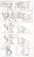 Aly Meets a Friend by SailorAlcyone