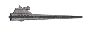 Star Wars KDY Tanis-class Star Destroyer by Seeras