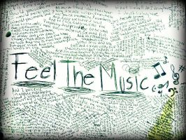 Feel the Music by Ladylennon52