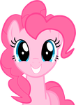 Pinkie Pie - Come On and Smile by CawinEMD