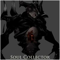Soul Collector by nullf