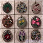 Faux Stones now for sale! by Gold-Heart-Clay