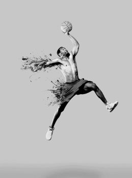 Basketball by highXtravegance