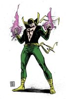 Iron Fist by JasonCopland