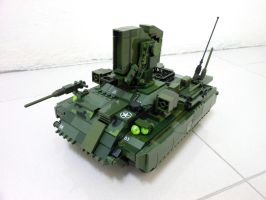 Lego Prism Tank (RA2) 1 by SOS101