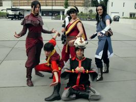ATLA: No idea for title by Beehl