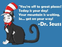 Happy Birthday, Dr. Seuss! by BroadwayWolf