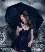 Sweet Blue Night by Rosirika