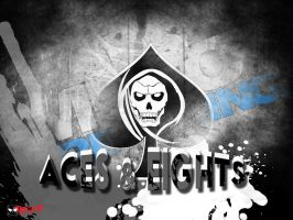 Aces and Eights PS3 by RedScar07