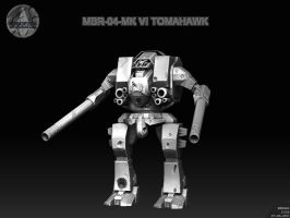 MBR-04-Mk VI Tomahawk by sergiosoares