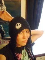 Jack Skellington Hat by xxcaterina-chanxx