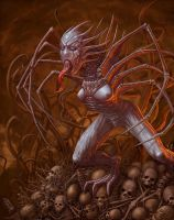 The Sister of Mercy by Xeeming