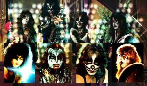 KISS Planner Project by MabMeddowsMercury