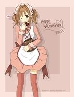 Happy Valentine's - February by strawberry-queen1