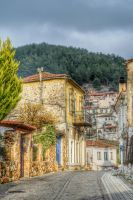 Old Town of Xanthi by airamg