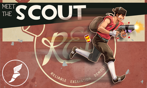 TF2: SCOUT by airoliv