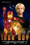 Iron Boy poster by tnp651