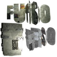 Metal Book - Futurismo by Assilemy