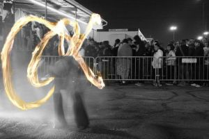 fire dancer by bfoflcommish