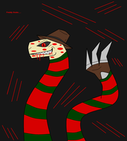 Freddy Snake.... by 115spartan