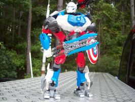Iron Patriot XL by SpudCreations