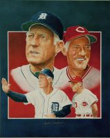 Sparky Anderson by Paluso4art