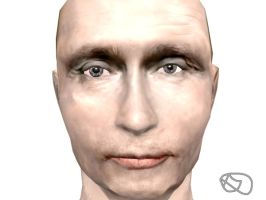 Putin by maximartiskosmo