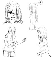 Sketches Q_Q by Devilinatrong