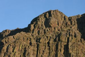 Dalles Cliff by FoxStox